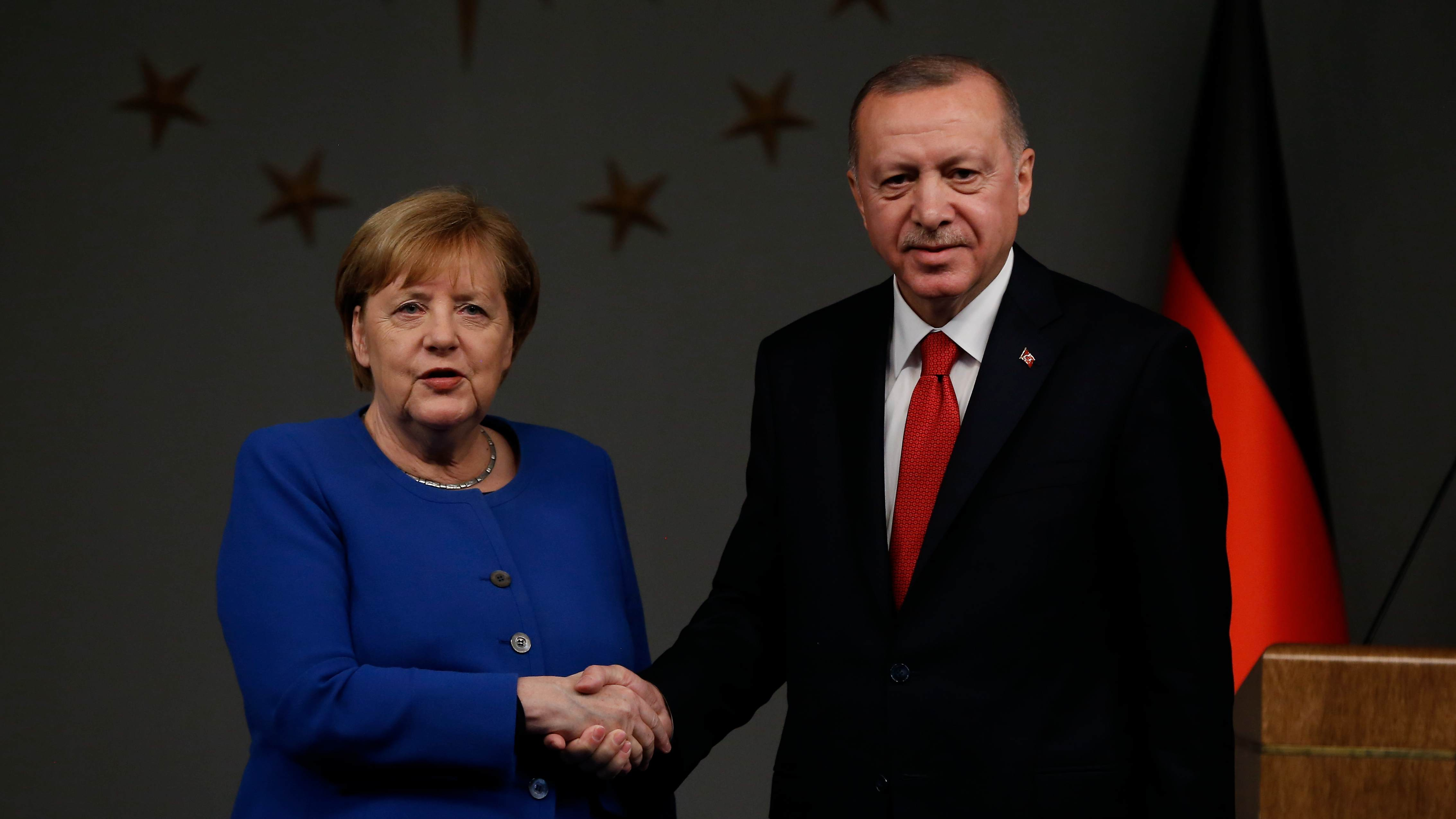 Turkey urges more support from Europe to assist displaced Syrians