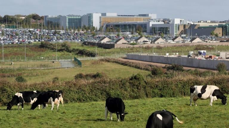 Ireland, important outbound travel market in world