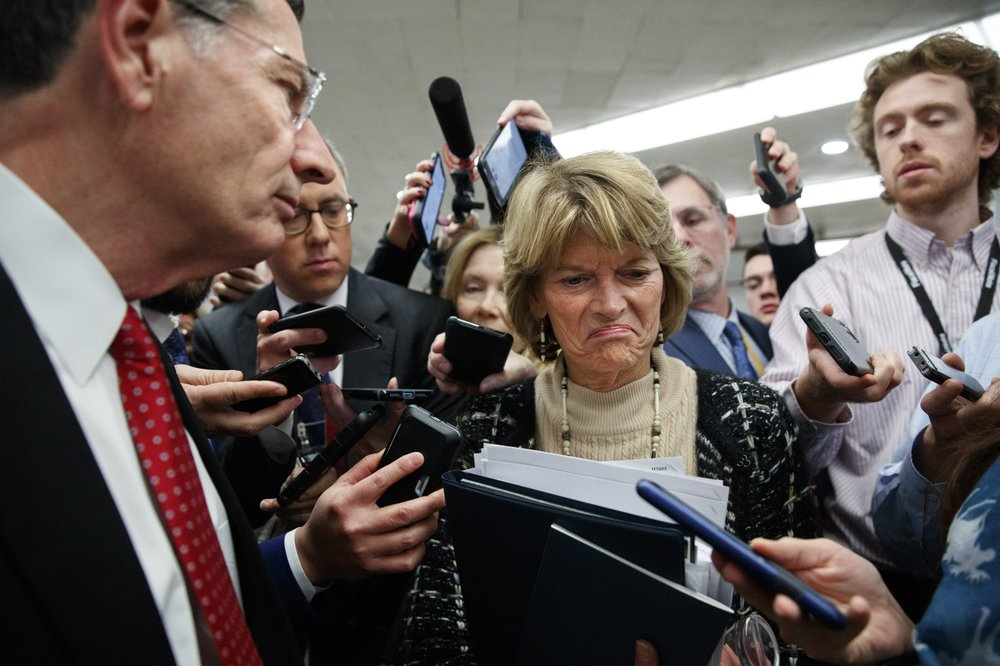 GOP senators incensed by Schiff's 'head on a pike' remark