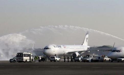 Iranian passenger plane makes emergency landing