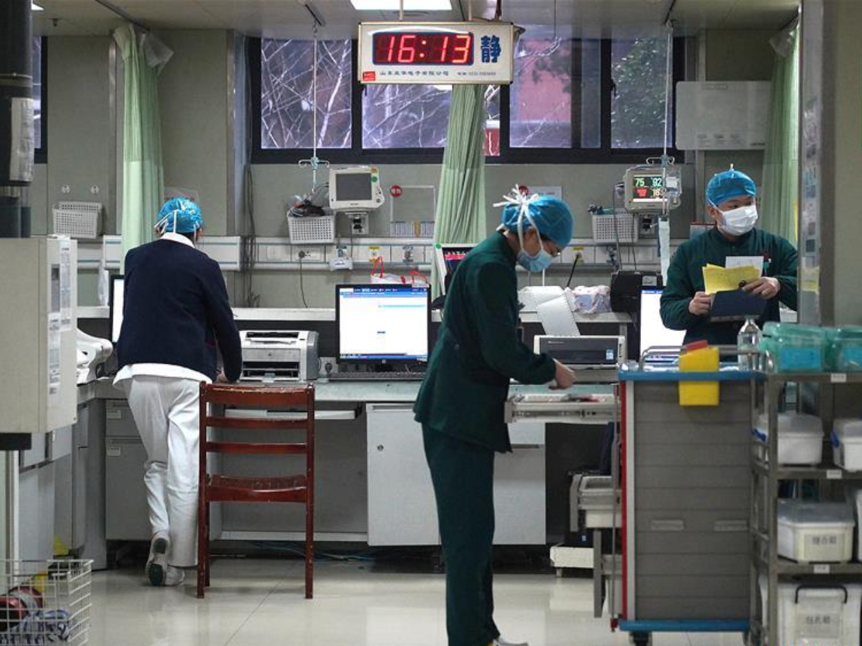 China at 'crucial time' of novel coronavirus prevention, control: official