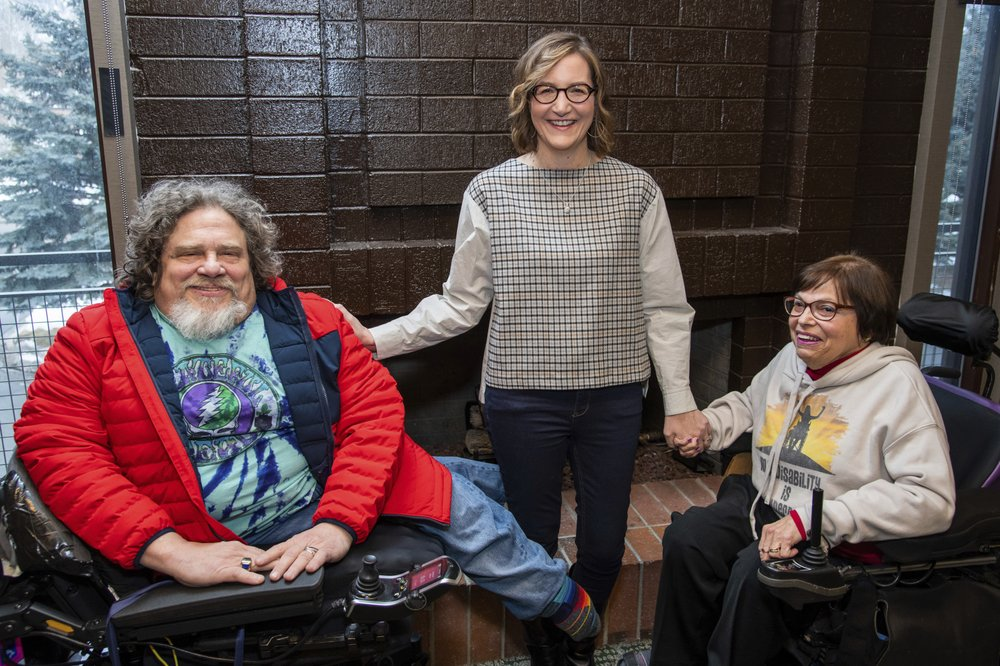 Disability-rights movement takes spotlight at Sundance