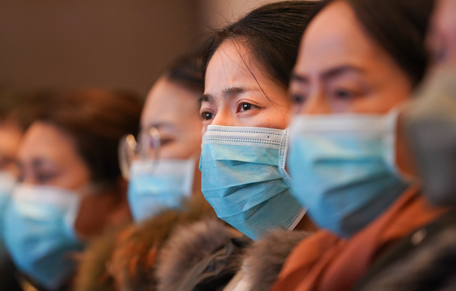 11 medical staff sickened by the pneumonia epidemic have recovered