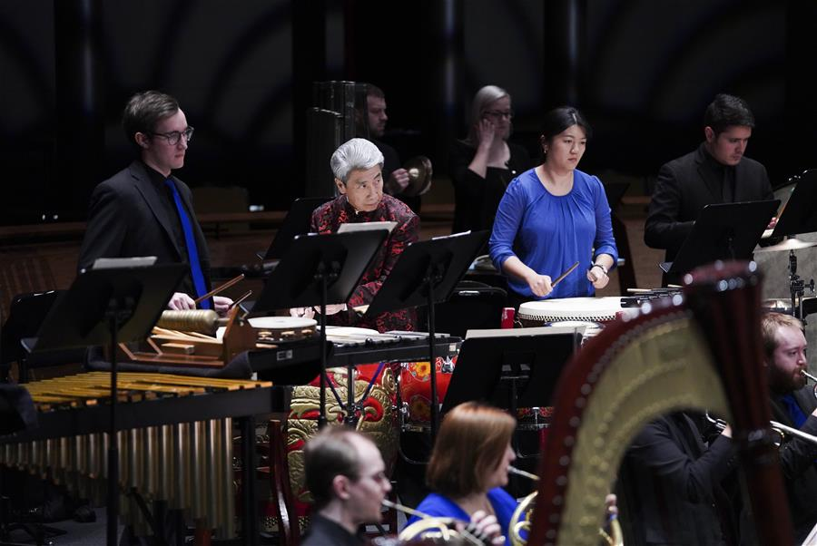 Chinese New Year Concert held in New York
