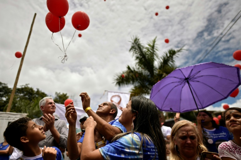 One year on, Brazil town remembers 270 killed in dam breach