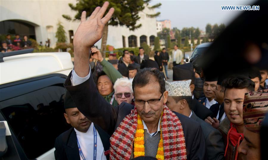 Sapkota elected speaker of House of Representatives in Nepal