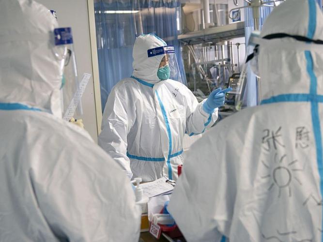 Hospitals in Beijing begin accepting public donations