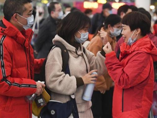 Medical workers from Chongqing to aid novel coronavirus control efforts in Xiaogan