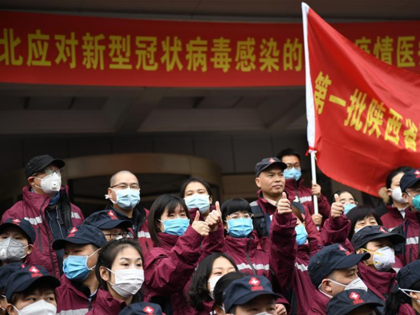 China sends 6,000 medics to Hubei in virus fight: official