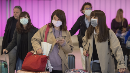 Coronavirus info available to foreigners in Wuhan