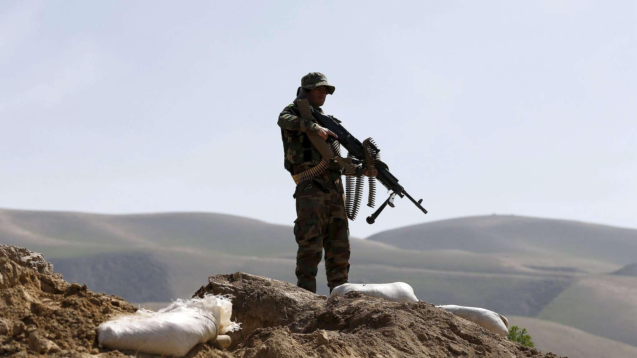 9 police killed in Taliban attack in N. Afghanistan