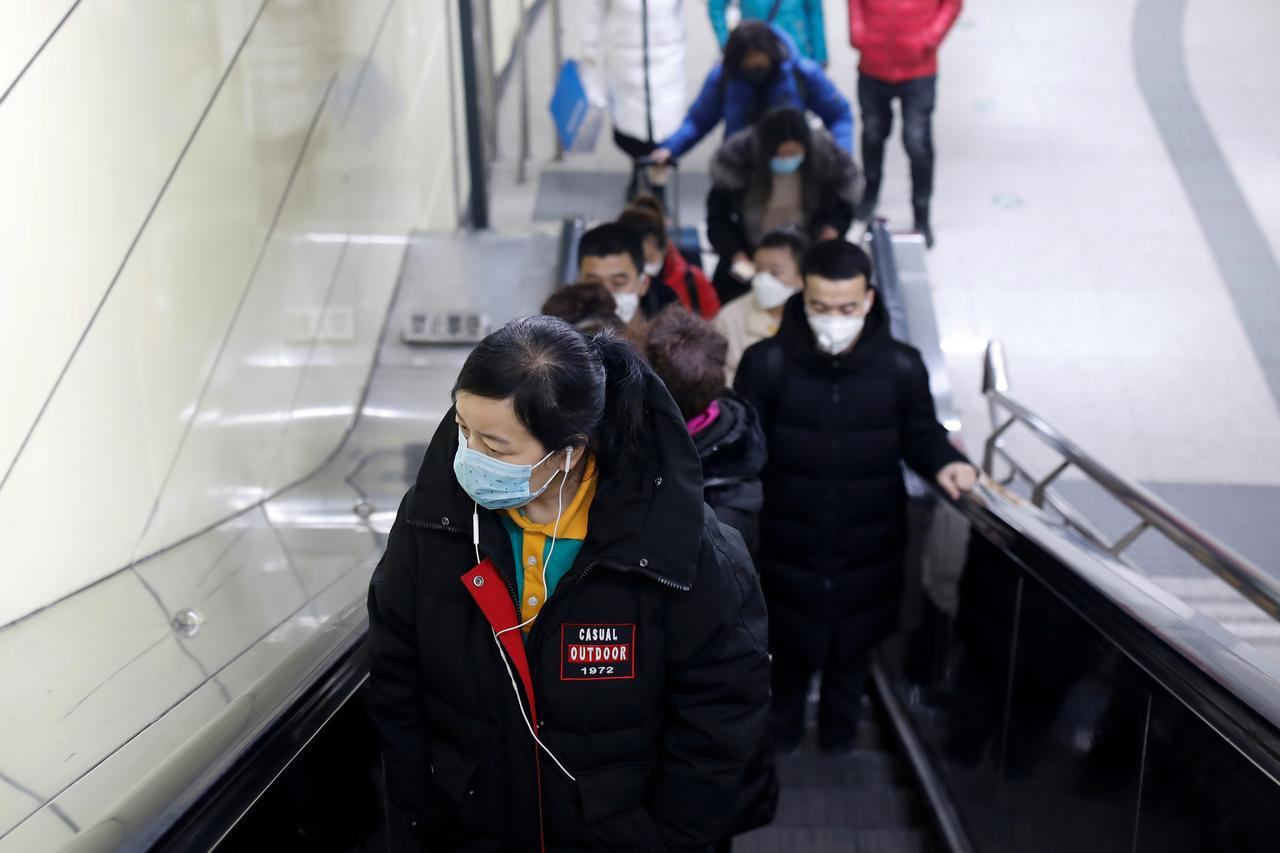 China's strength in anti-virus battle comes from the people