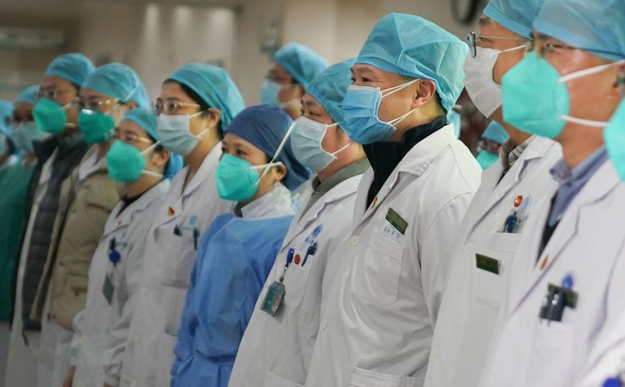 Two confirmed coronavirus cases cured in Guangxi Province