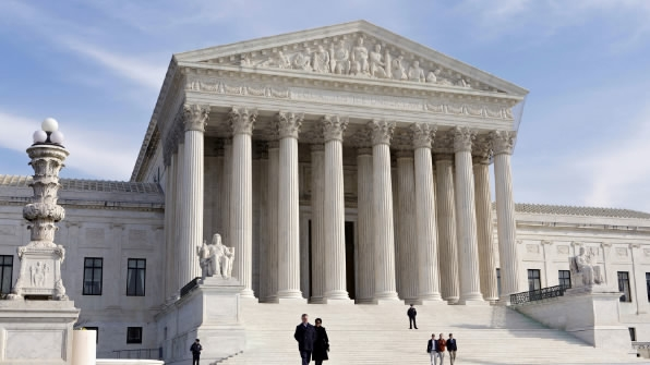 US Supreme Court allows enforcement of new green card rule