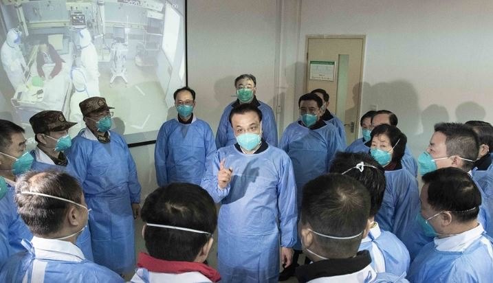 China to send 2,500 more medical workers to Wuhan