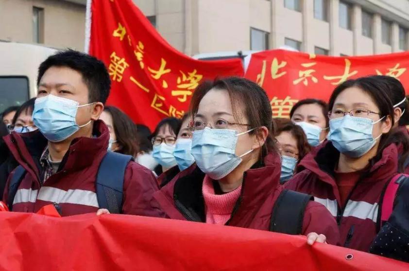 PKU medical teams rush to Wuhan