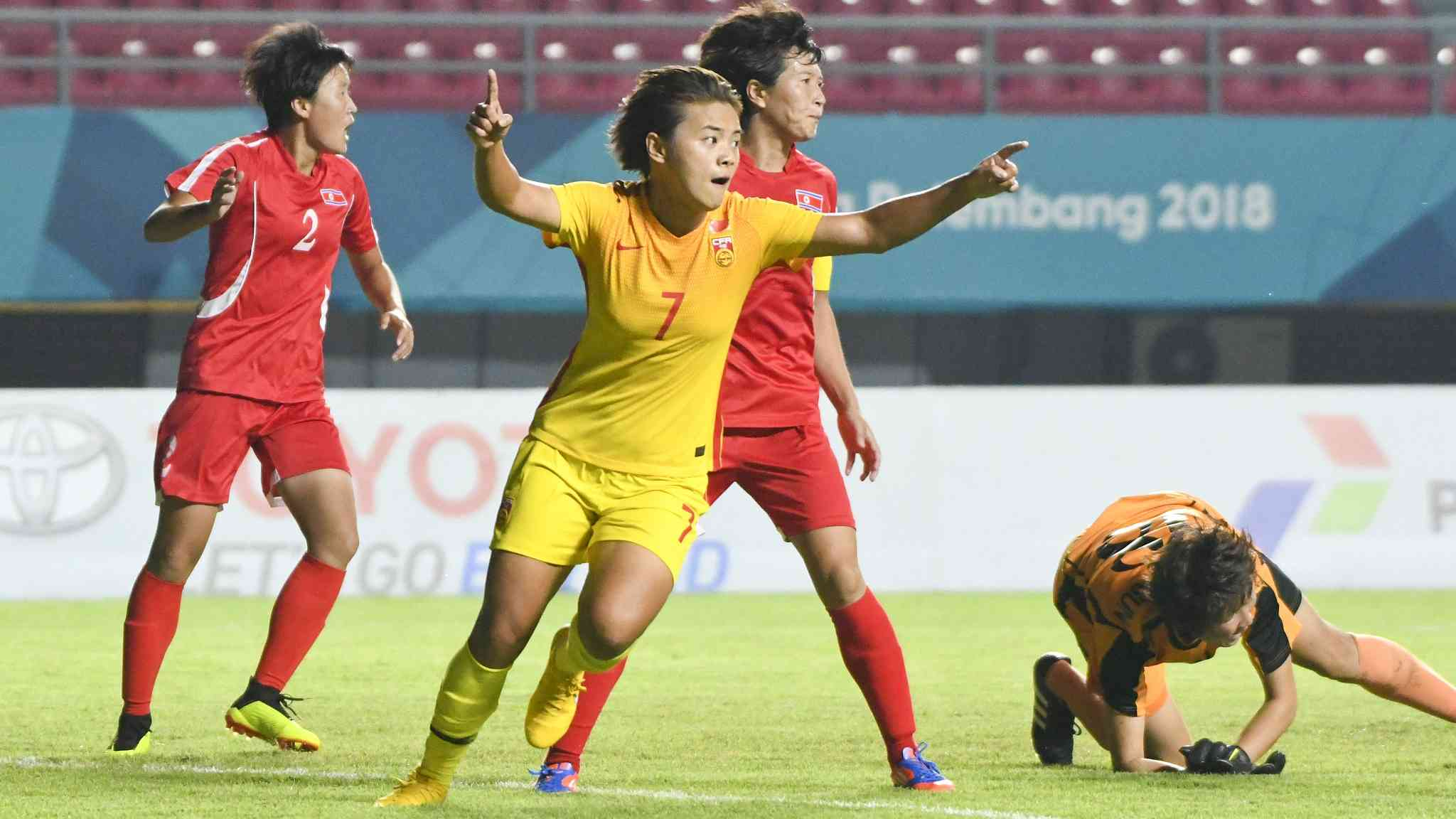 China's women prepare for Olympic football qualifiers in isolation