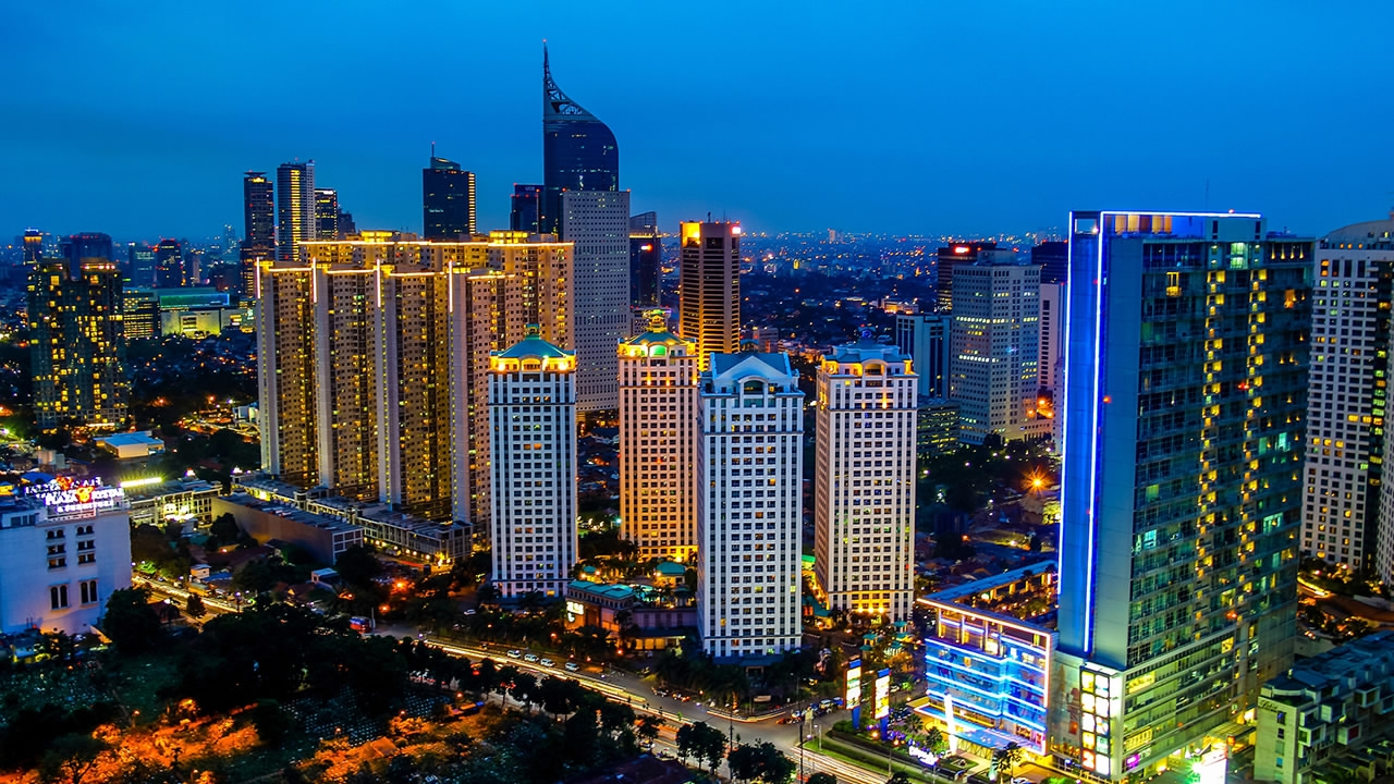 Indonesia records nearly 60 bln USD in 2019 investment