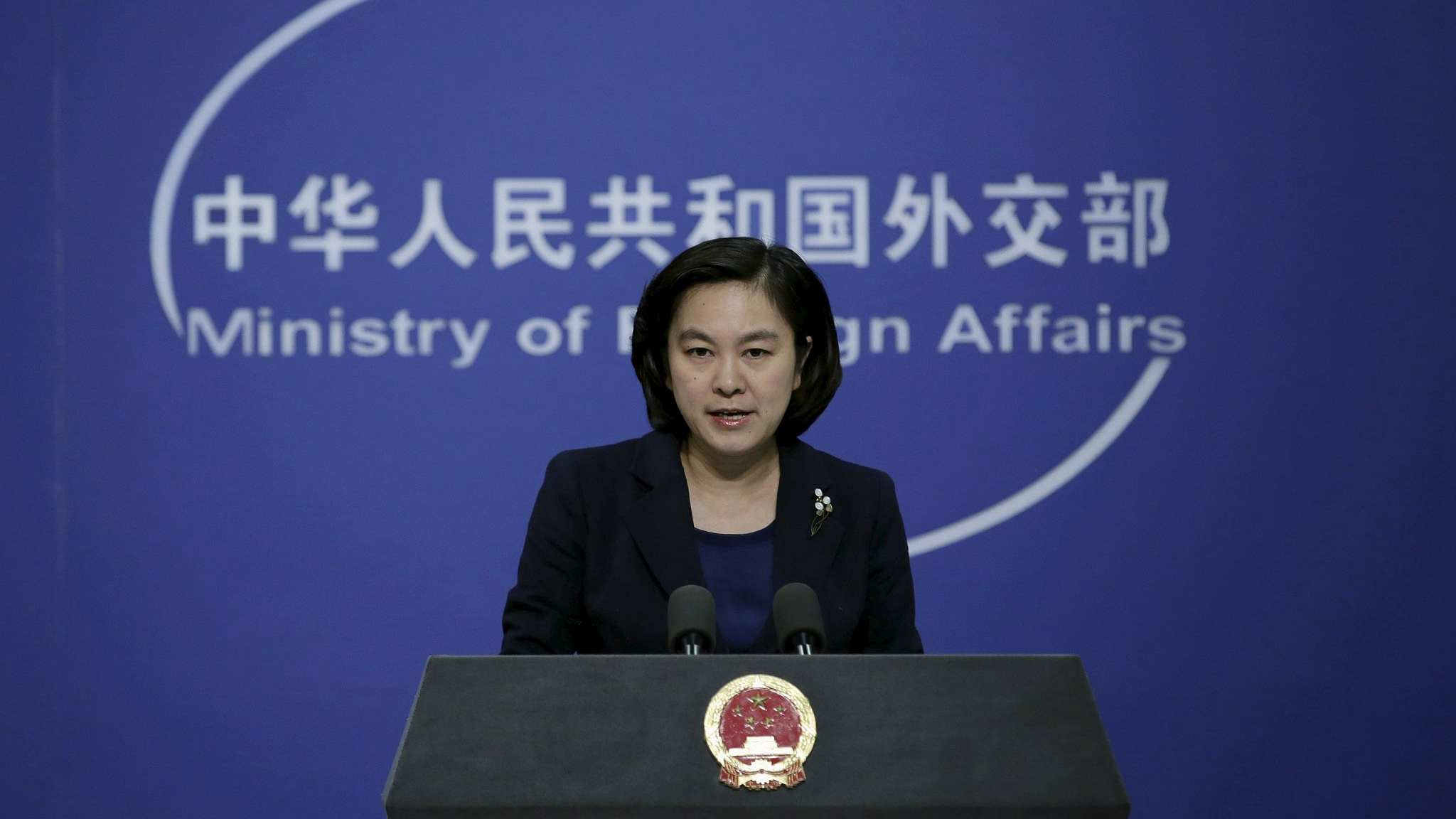 China firmly opposes US act on Tibet