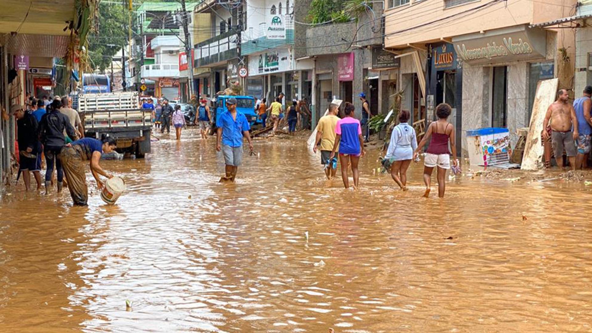 52 killed in Brazil flooding