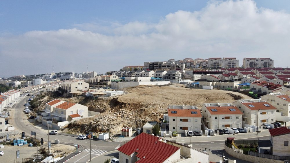West Bank settlements report rapid growth in 2019