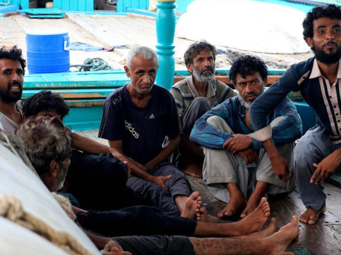 Indonesian authorities investigate Iranian sailors in Aceh's town
