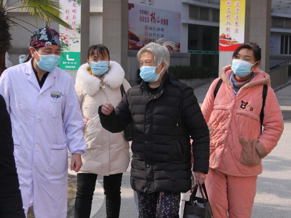 Hubei fighting province-wide battle against virus