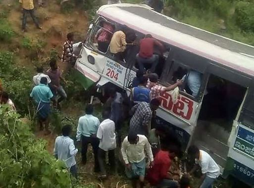 Death toll from India bus accident rises to 20