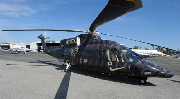 Officials: Bryant's helicopter lacked terrain warning system