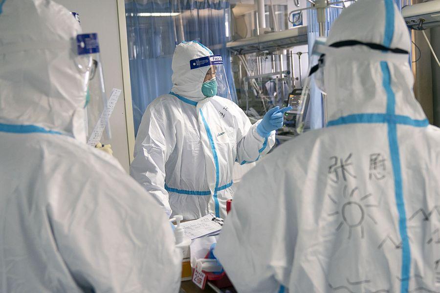 China reports 5,974 confirmed cases of new coronavirus pneumonia, 132 deaths