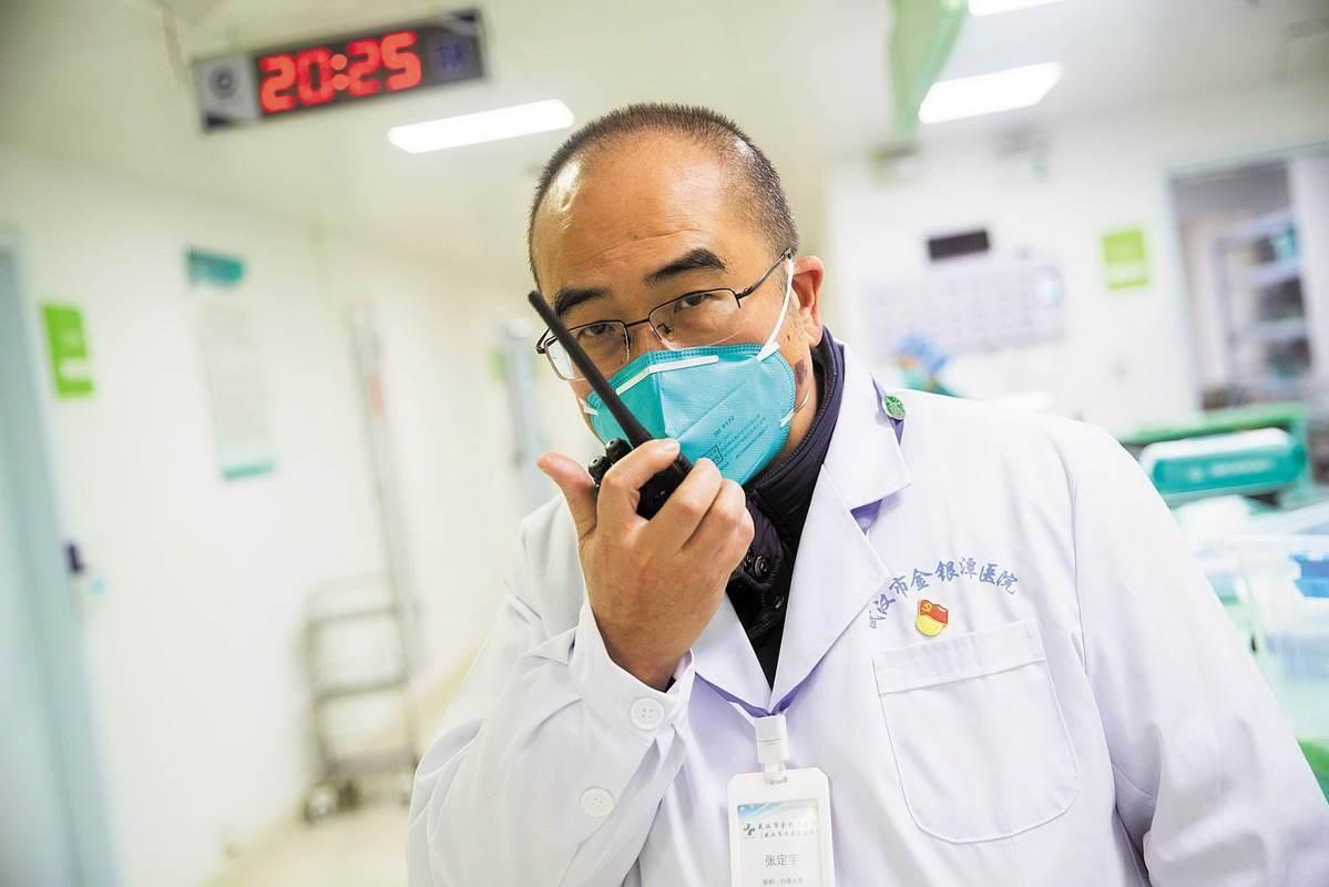 Hospital president's heroic race against time