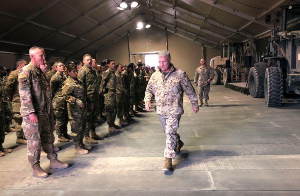 US expands troop, fighter jet presence at Saudi base
