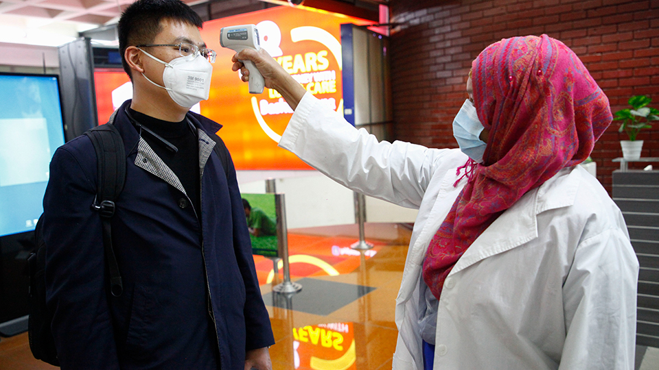 WHO to hold emergency meeting over coronavirus
