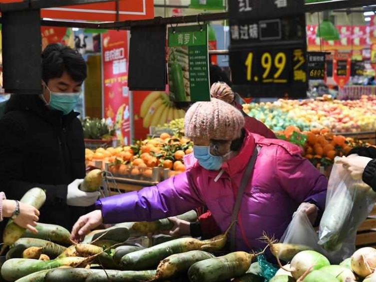 Vegetable supply ensured during fight against novel coronavirus in Qingdao