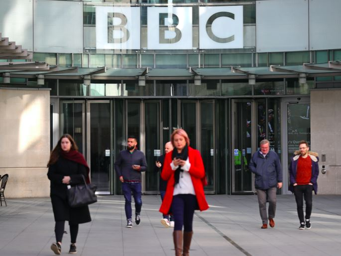 BBC to cut 450 jobs in newsroom reformation