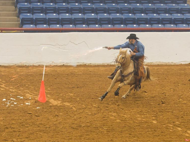Fort Worth Stock Show and Rodeo held in Texas