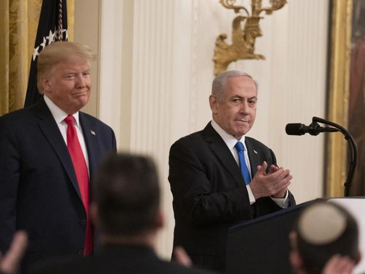 Palestinians deride US' peace plan