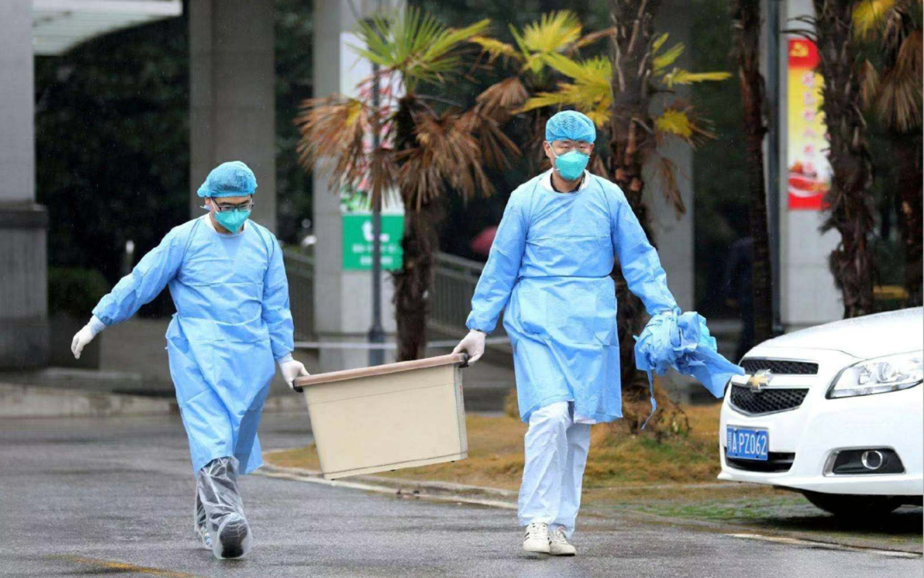 Hubei has a severe shortage of medical supplies, says governor