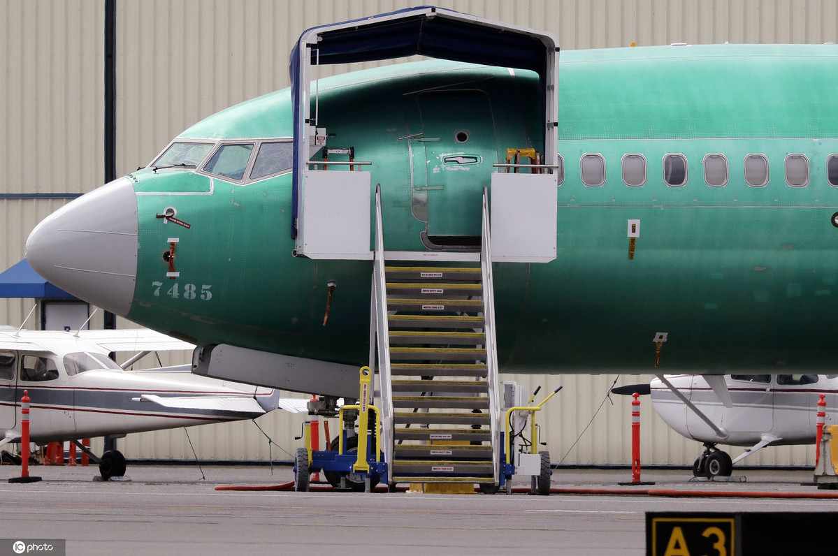 Boeing reports first annual loss in more than 20 years