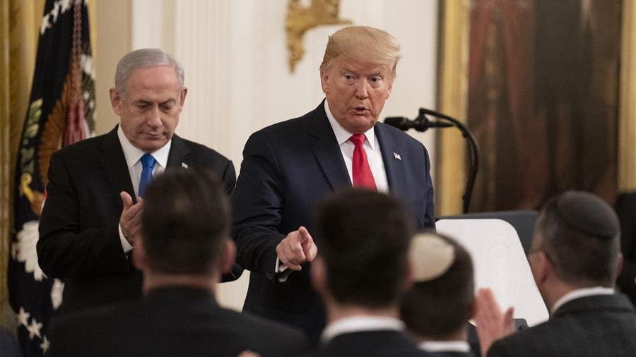 Trump's Middle East plan: A win for hatred, a loss for peace