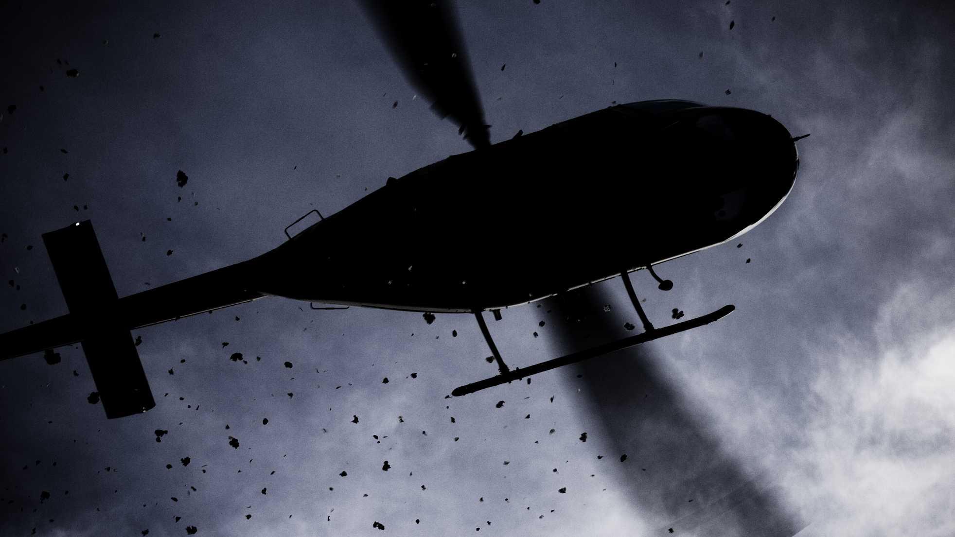Uganda dispatches team to probe military helicopter crash
