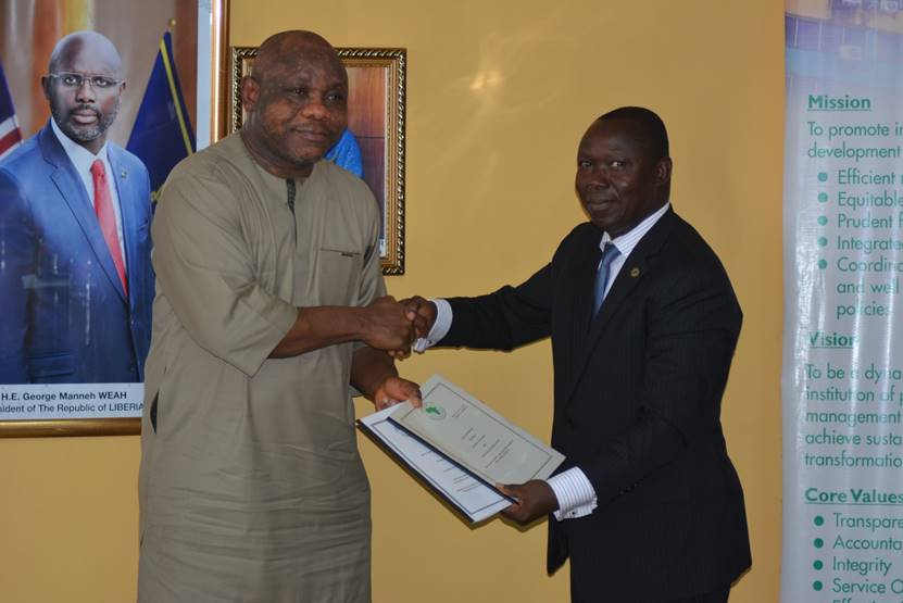 Liberia, African bank sign grant to boost renewable energy