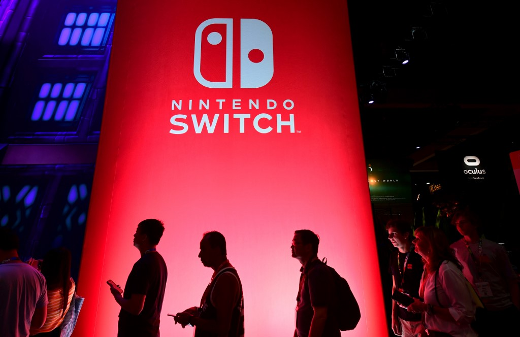 Nintendo says no new Switch in 2020