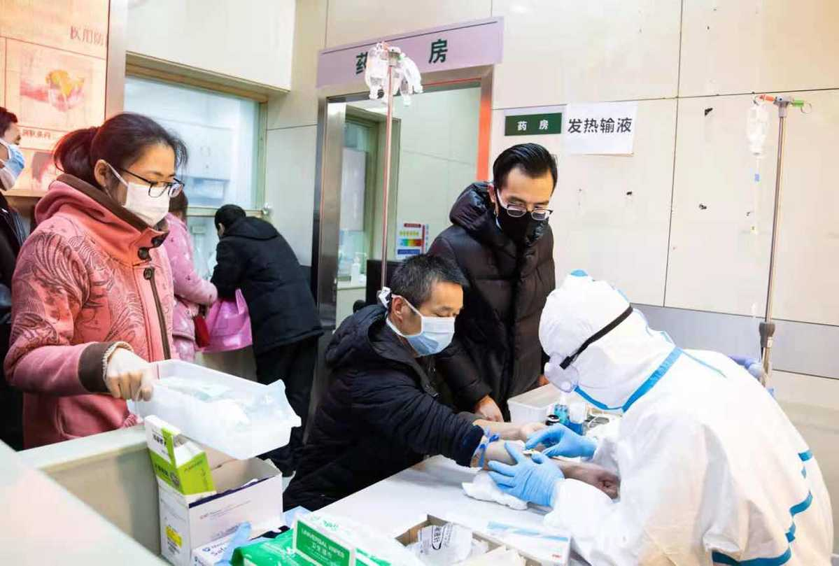 Hubei adds 70 rural medical facilities against epidemic