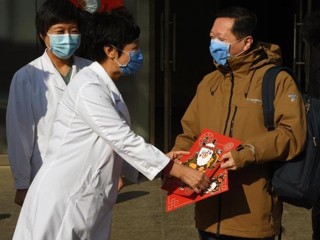 5th coronavirus-infected patient cured in Beijing