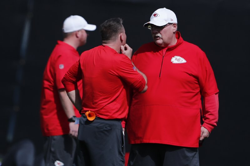 Andy Reid won't silence critics until he wins a Super Bowl