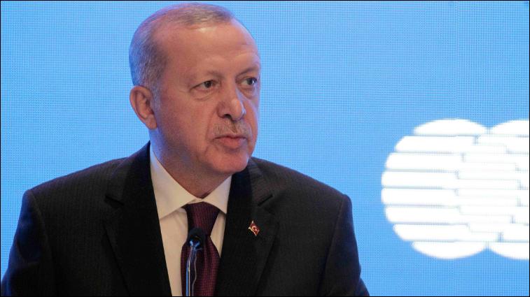 Erdogan: Military operation possible in Syria, Trump's Mideast plan 'treason'