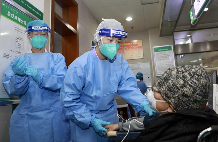 China reports 11,791 confirmed cases of novel coronavirus, 259 deaths