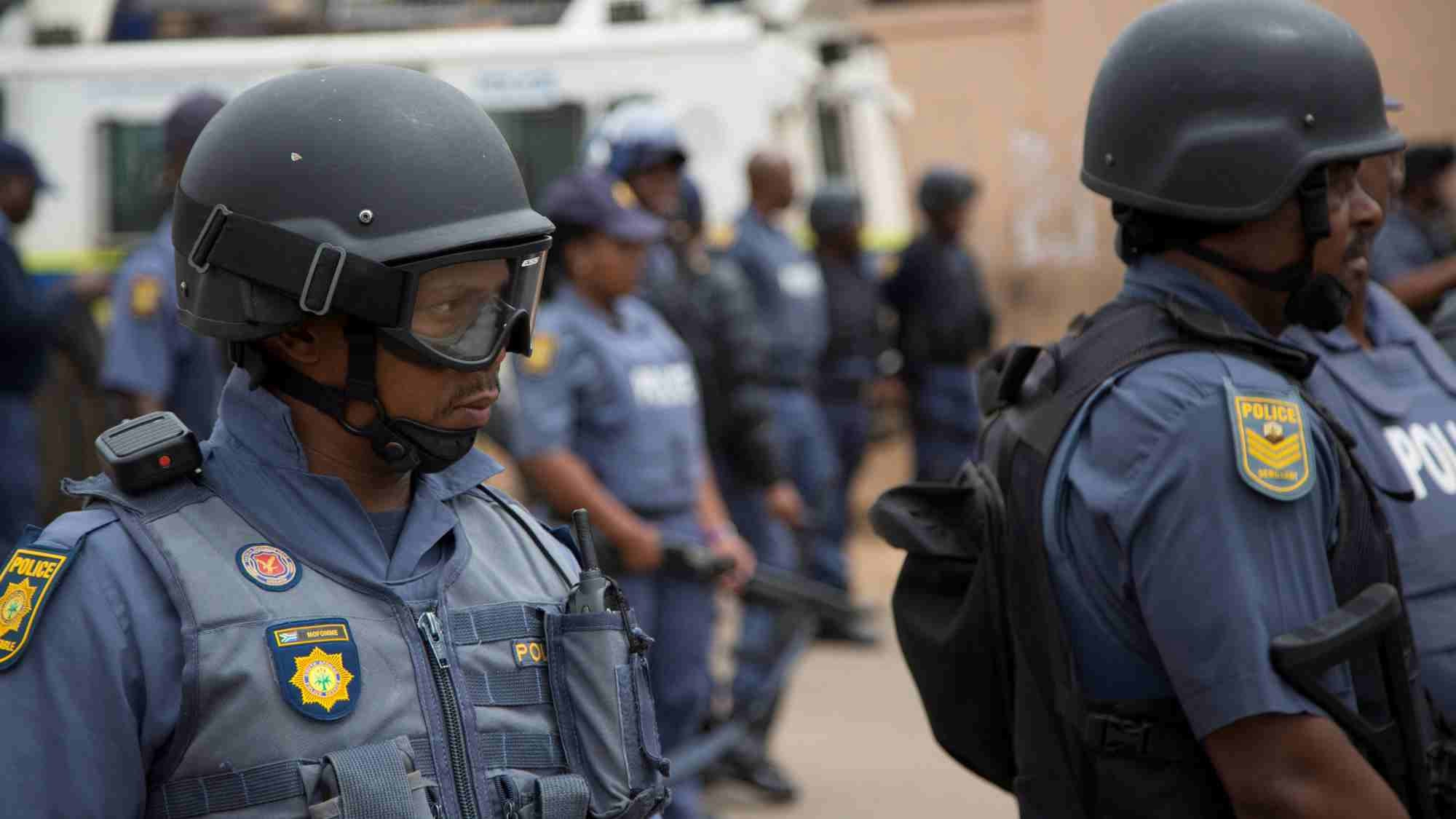 Nine illegal miners killed by rival workers in S.Africa