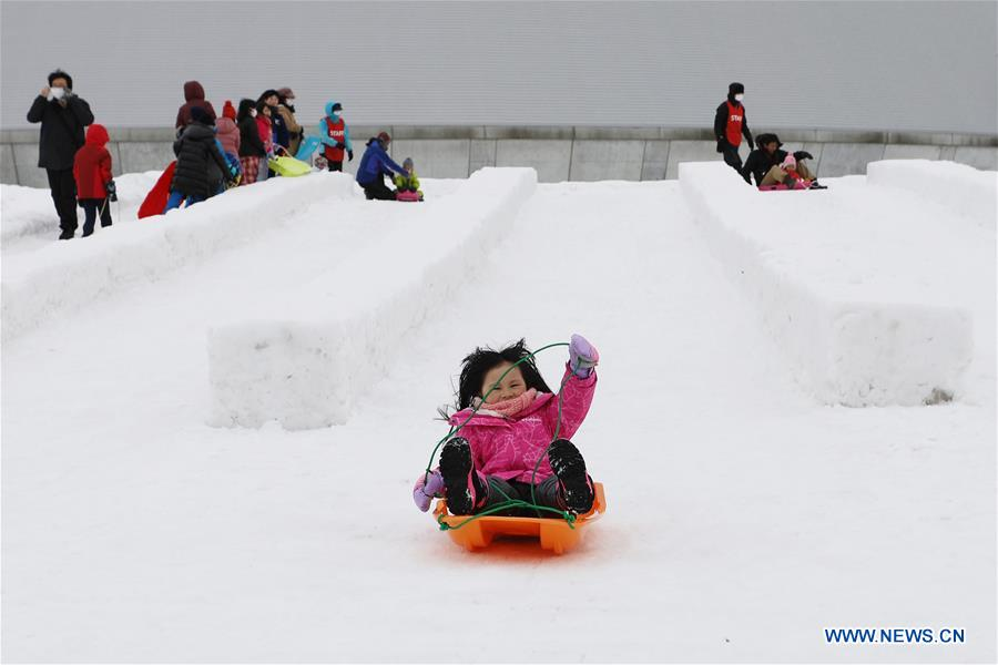 71st Sapporo Snow Festival kicks off in Hokkaido, Japan